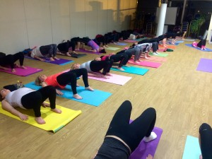 Yoga Body @ Aurora open to members & non members