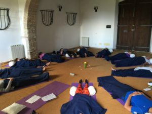 Yoga Nidra in Casper 😀