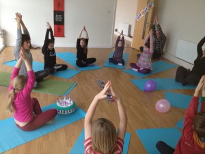 Kiddies yoga - I believe every child should be offered the opportunity to practice