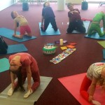 Kiddies yoga